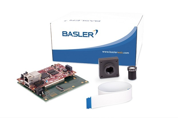 Image Basler PowerPack for Embedded Vision