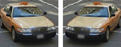 Image of two cars